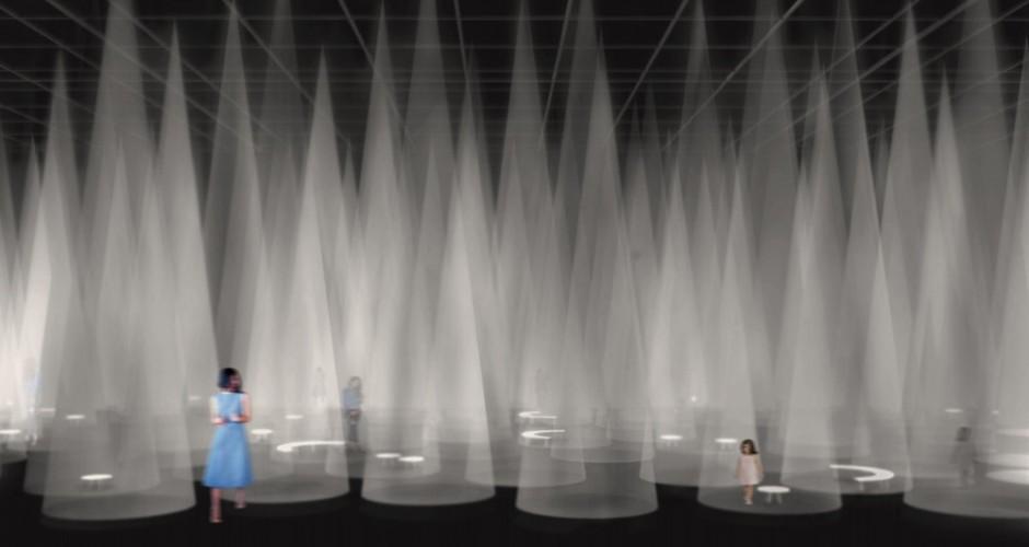 El bosque de luz del arquitecto Sou Fujimoto