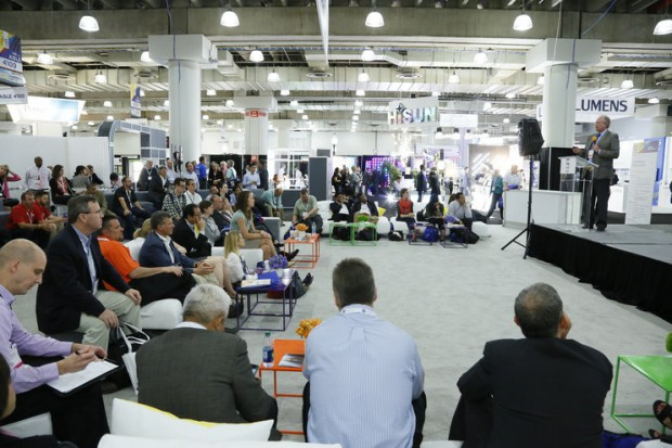 Sesiones networking Lightfair 2017