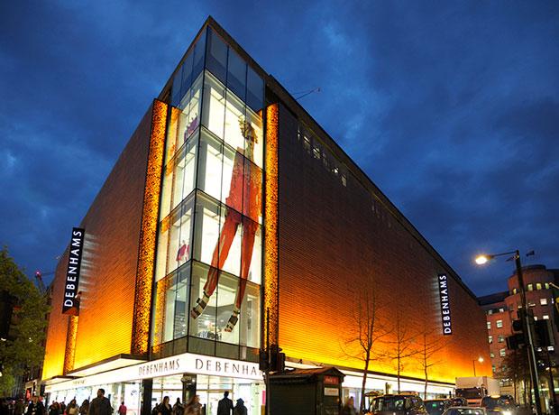Debenhams-Oxford. Premios IALD
