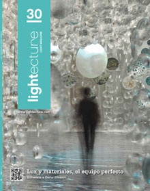 Revista Diseño Iluminación lightecture