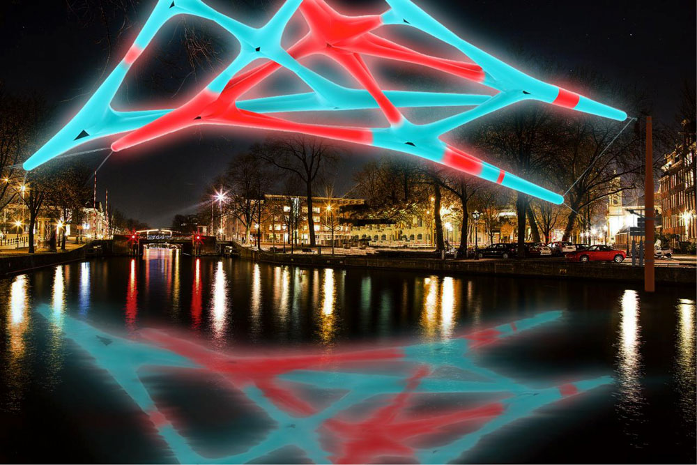 Amsterdam Light Festival 2018 - 2019