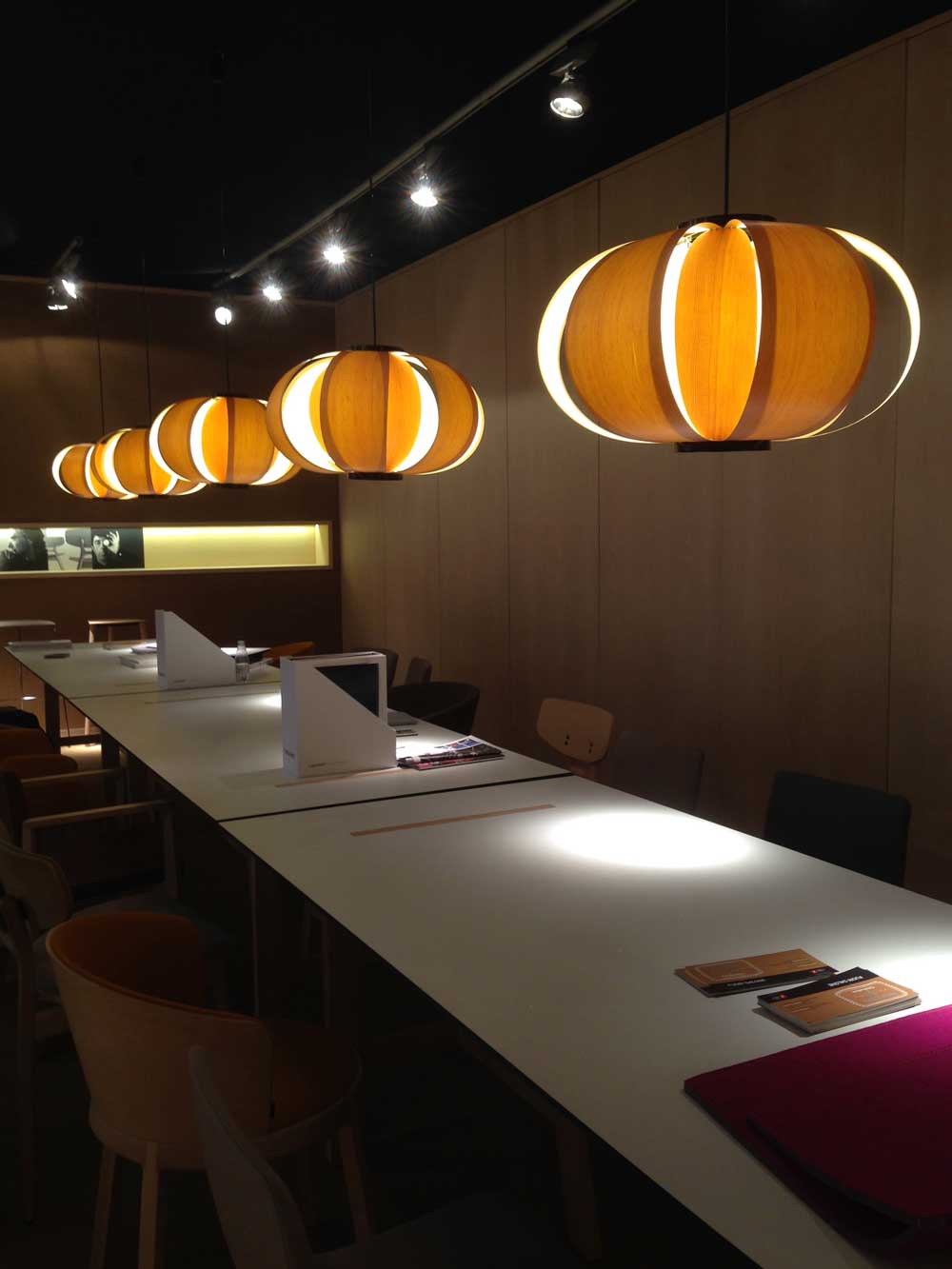 """Inspired in Barcelona: Mediterranean Design"", una historia de luz."