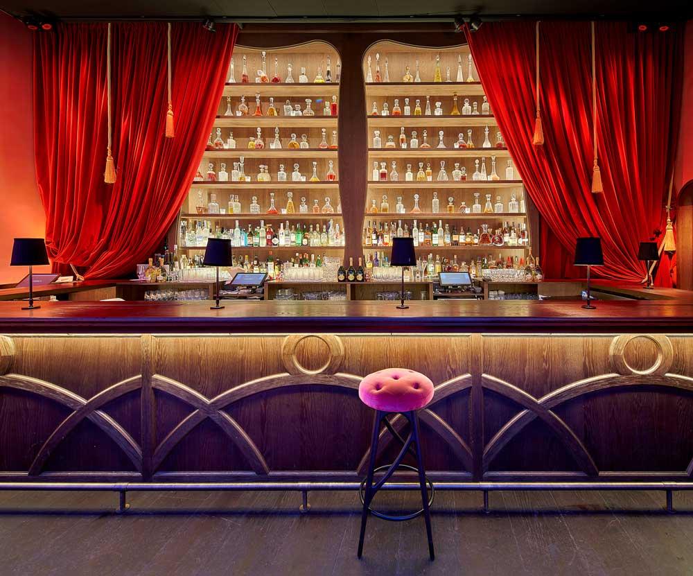 Hotel Edition Barcelona, iluminación Difusiona