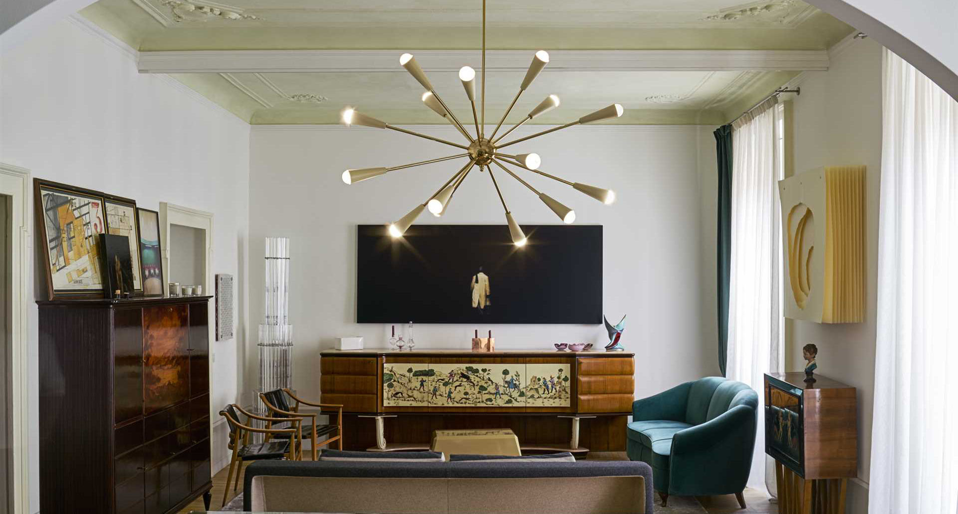 Linea Light relanza la legendaria marca de diseño Stilnovo