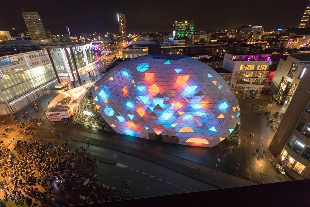 Se presenta la ruta del festival de luz GLOW 2019