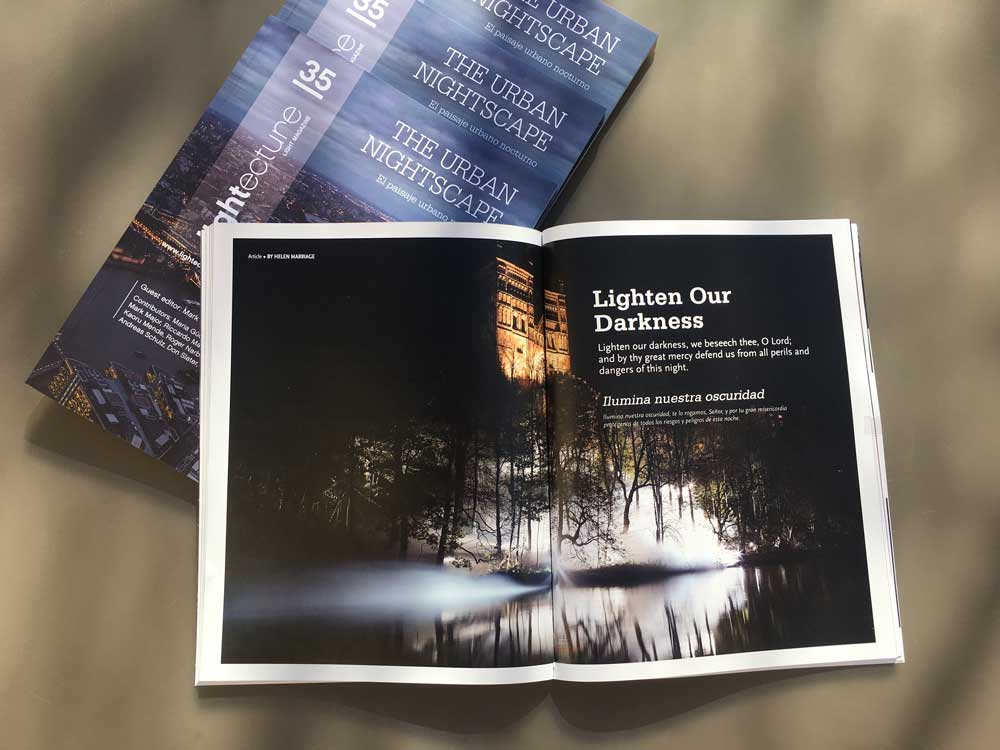 The Urban Nightscape edition guest edited by Mark Major is released