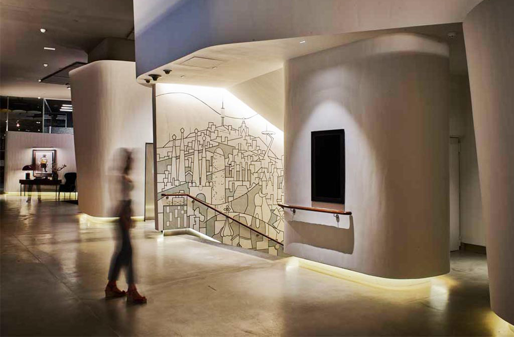 Lighting Brands iluminacion arquitectonica