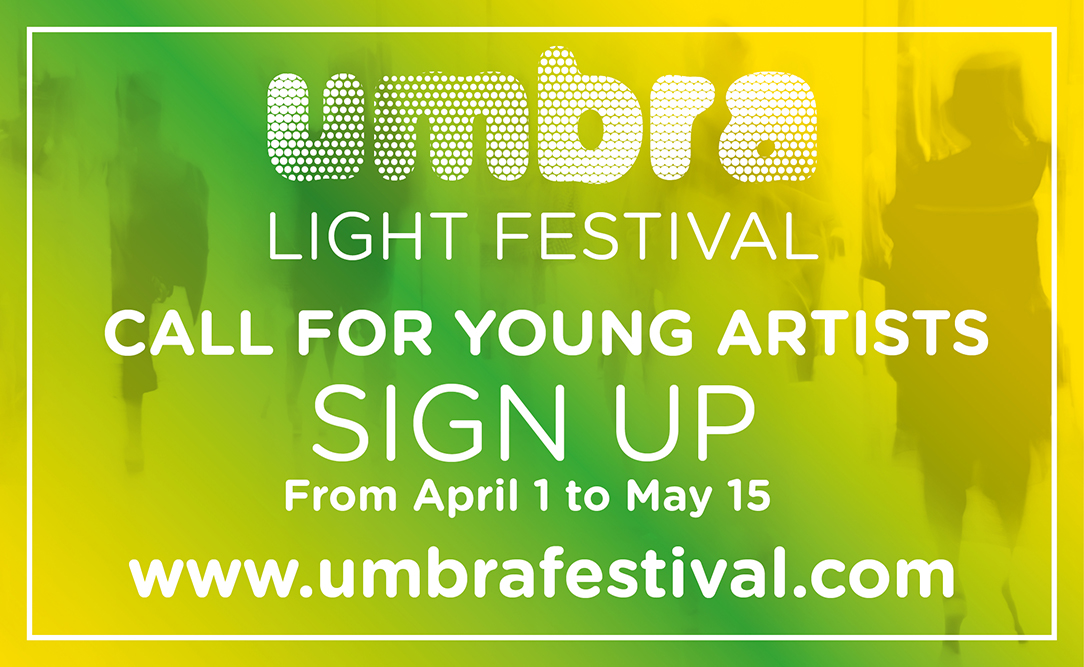 Umbra LIght Festival Convocatoria Artistas
