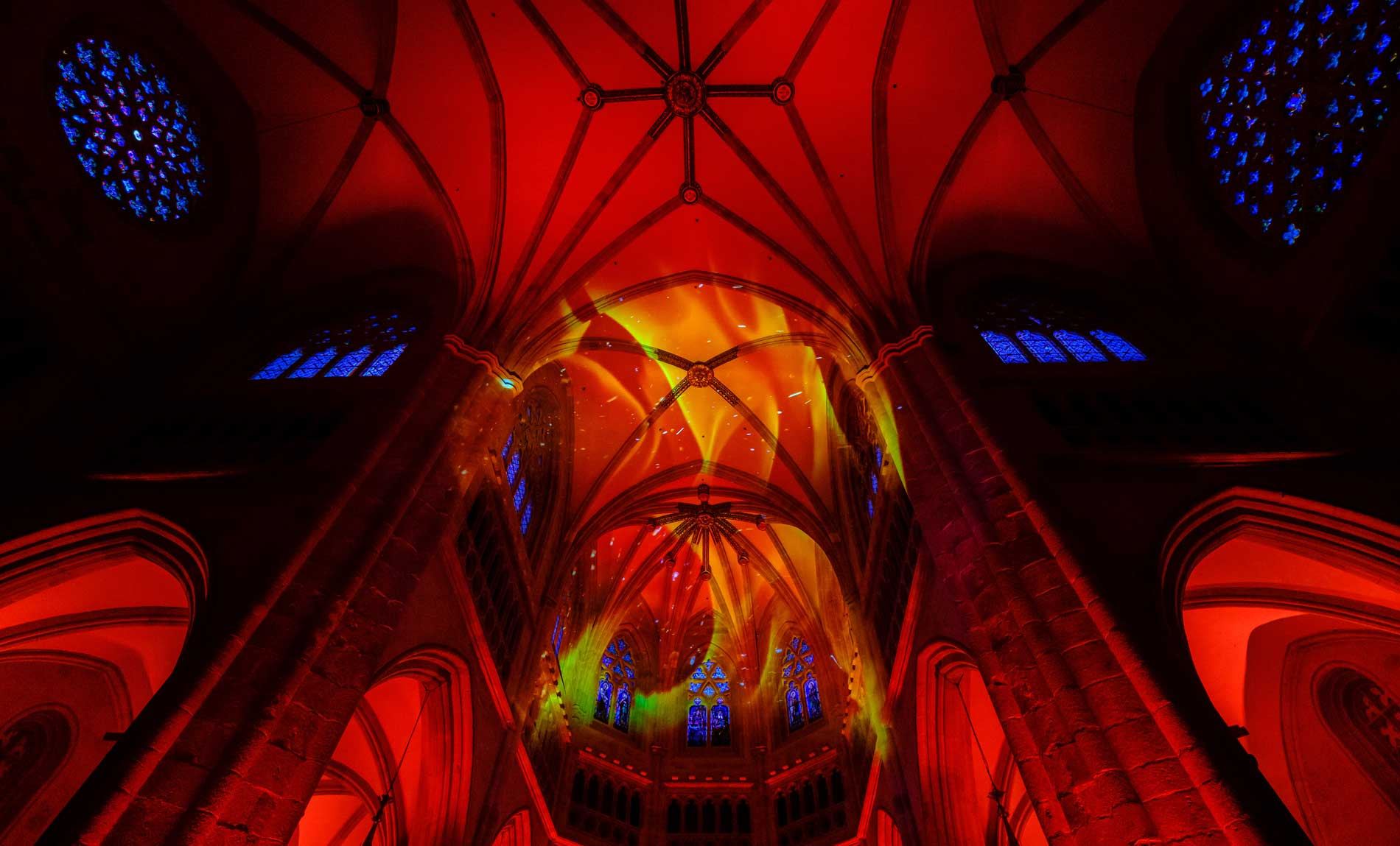 Necsum lightart arte digital Requiem