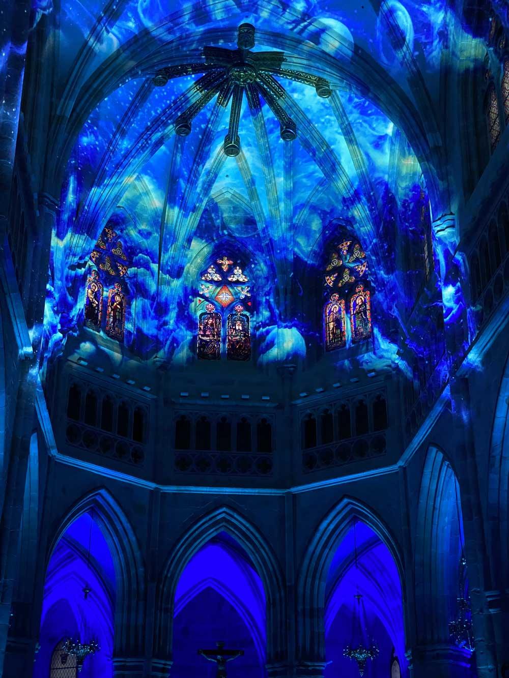Necsum lightart arte digital Requiem