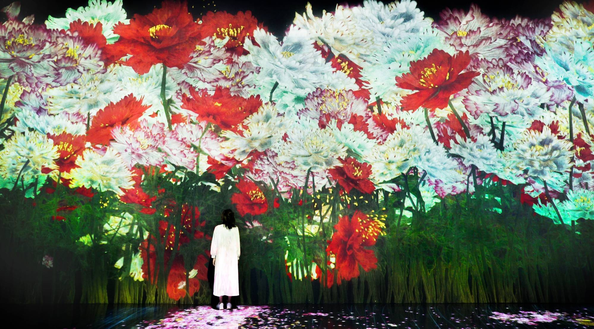 teamLab Borderless arte digital
