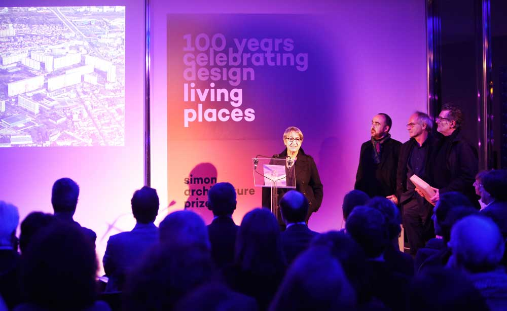 Living Places Simon Architecture Prize
