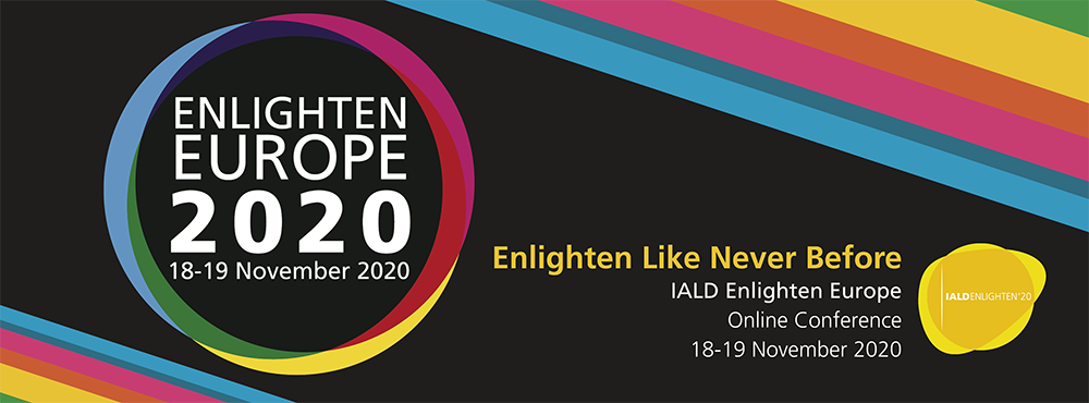 IALD Enlighten Europe 2020 Online