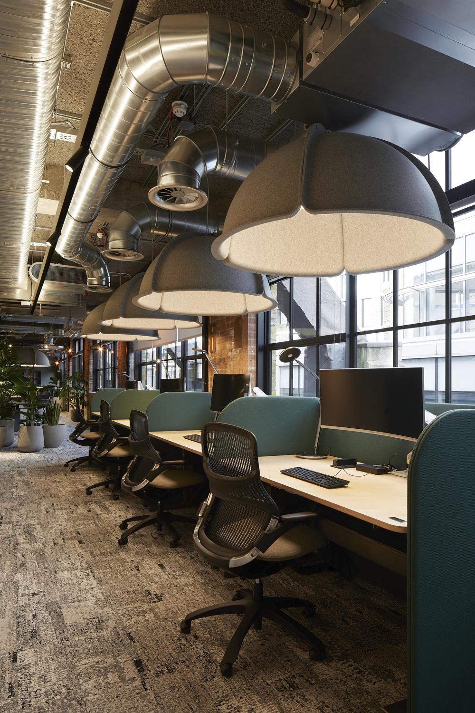 Nulty iluminacion oficinas