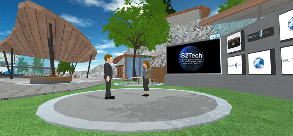 S2Tech Virtual Fair Congress