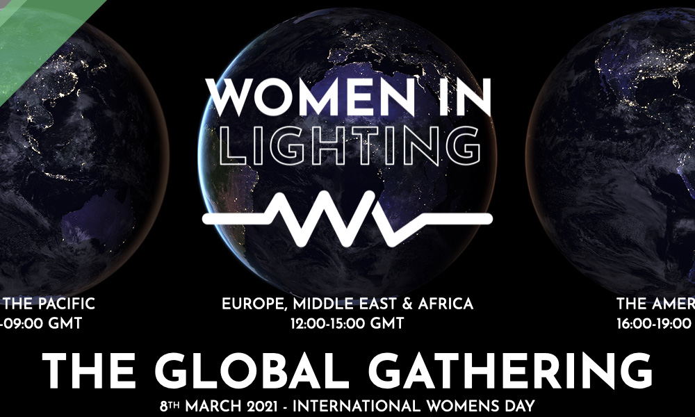 Women in Lighting Dia Internacional de la Mujer
