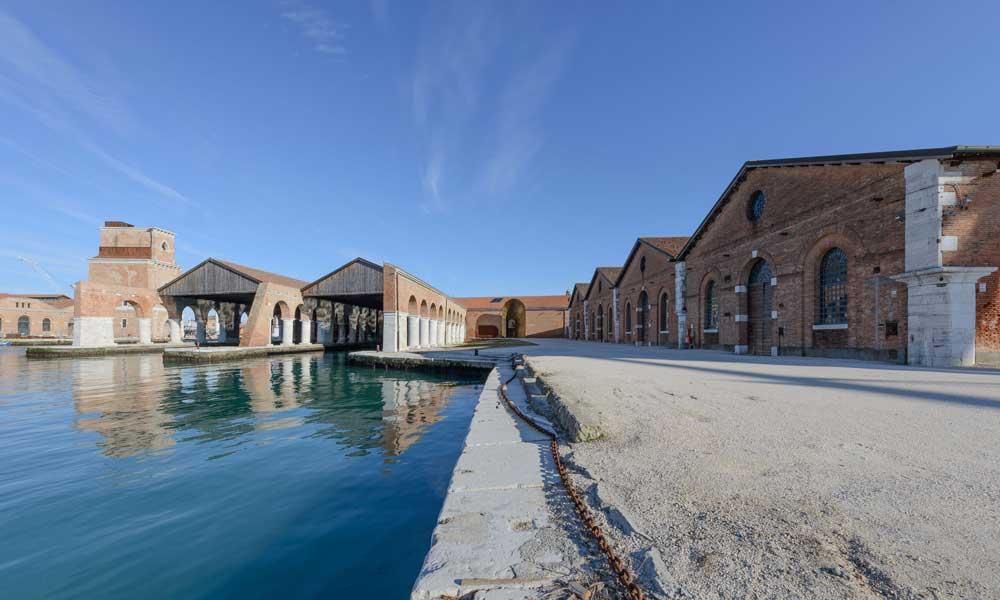 Bienal Arquitectura Venecia 2021